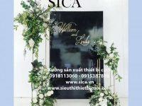 Giá bán chân hoa trang trí đẹp