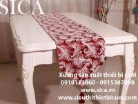 Bán các loại khăn hoa văn trang trí gia tiên đẹp rẻ