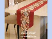 Trang trí gia tiên bằng khăn trải bàn giá rẻ