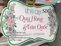 Sản xuất các loại bảng tên đẹp