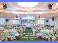 Nơi tạo mẫu trang trí nhà hàng tiệc cưới giá rẻ