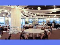 Chuyên cung cấp thiết kế nhà hàng tiệc cưới đẹp