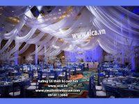 Thiết kế cung cấp các mẫu hàng tiệc cưới đẹp