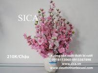 Trưng bày các mẫu bình hoa đẹp