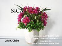 Bán và sản xuất chậu hoa theo yêu cầu