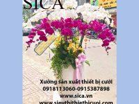 Chuyên thiết kế các mẫu chậu hoa giá rẻ đẹp
