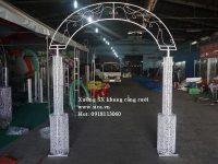 Nơi sản xuất khung cổng hoa giá rẻ