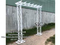 Khung cổng hàng rào mẫu mới