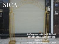 Cập nhật những mẫu khung cổng mới nhất