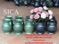 Bán mẫu chậu hoa bình hoa giá rẻ