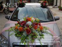 Nơi trang trí xe hoa đẹp nhất sài gòn