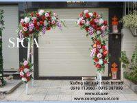Bán cổng hoa cưới giá rẻ chất lượng