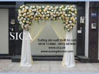 Cung cấp cổng cưới mới nhất giá rẻ